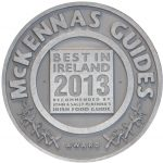 McKennas Irish Food Guide for 2013.